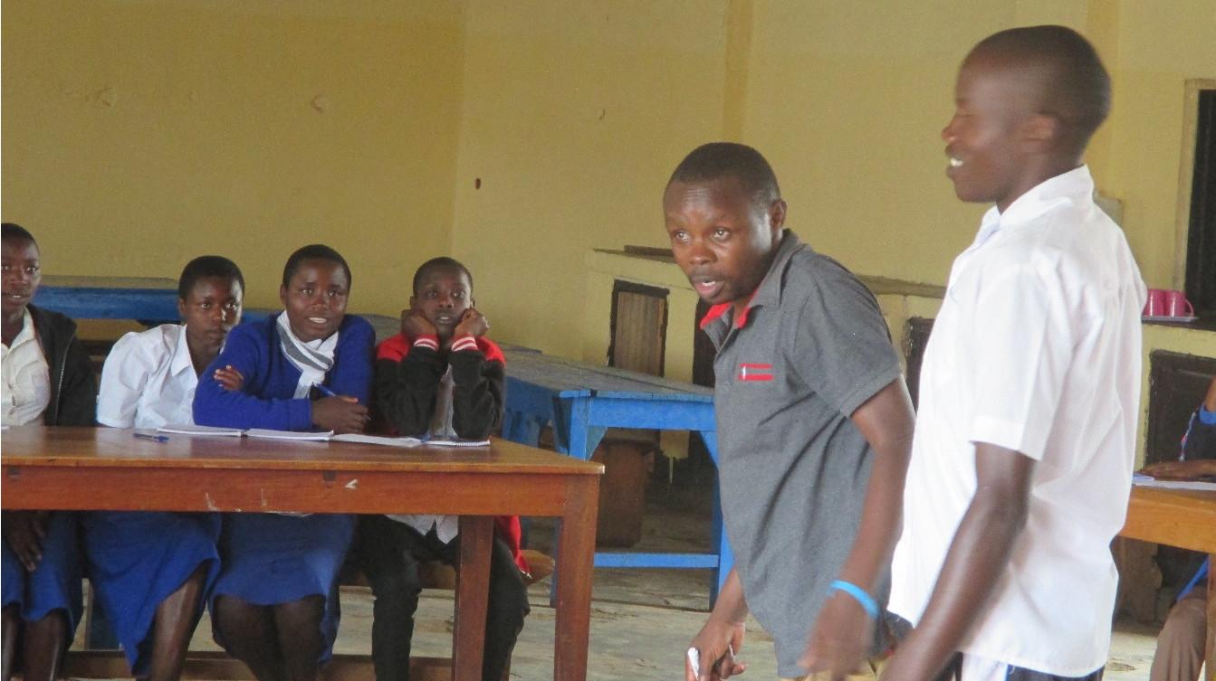 School club establishments to eradicate all barriers to their academic  & socio -economic development